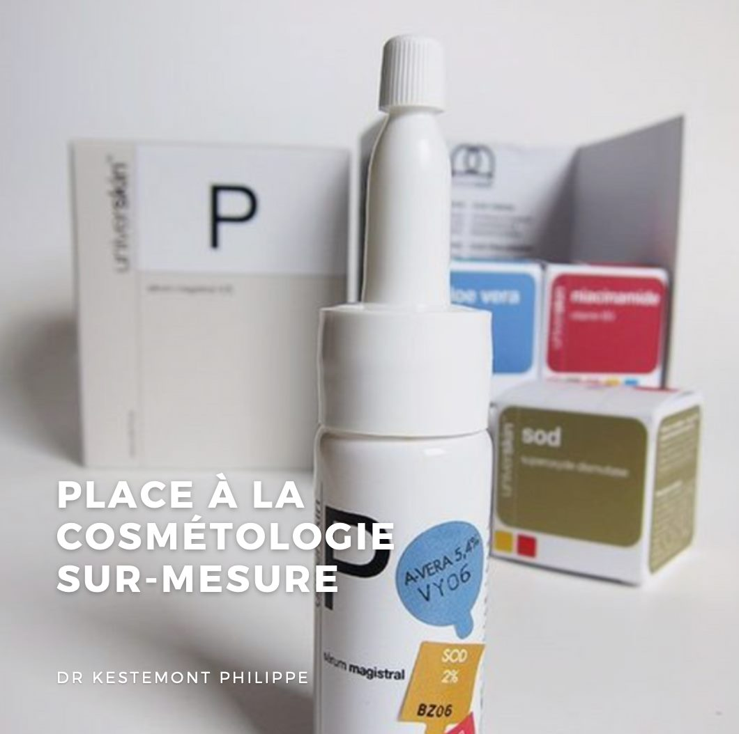 place à la cosmétologie sur mesure docteur philippe kestemont chirurgien face et cou nice